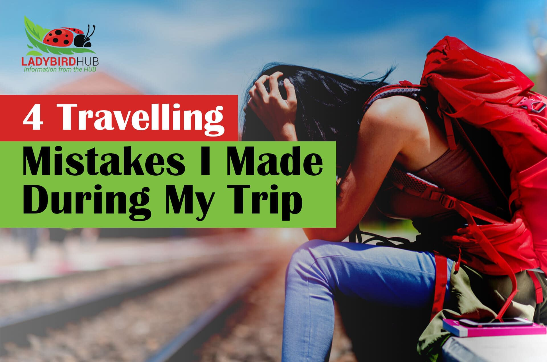 traveling mistakes