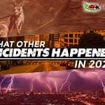 what other incidents happened in 2020