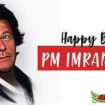 Happy Birthday PM Imran Khan